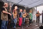 Folkový festival Toulavej ve Zlíně 2019
