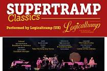 koncert SUPERTRAMP CLASSICS vpodání skupiny Logicaltramp