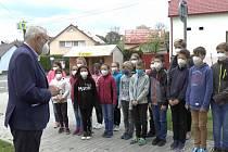 76. výročí osvobození obce Žlutava.