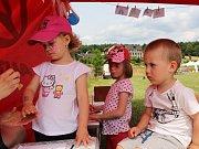 Dětský den Resortu Luhačovice