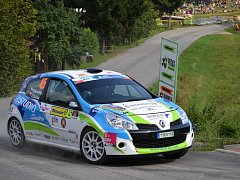 Barum Rally: 5 RZ - Pindula