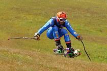 Juniorské mistrovství světa v travním lyžování 2019
