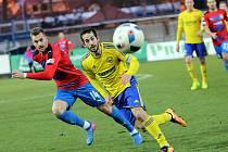 Fotbal FC  FASTAV Zlín - FC Viktoria Plzeň.