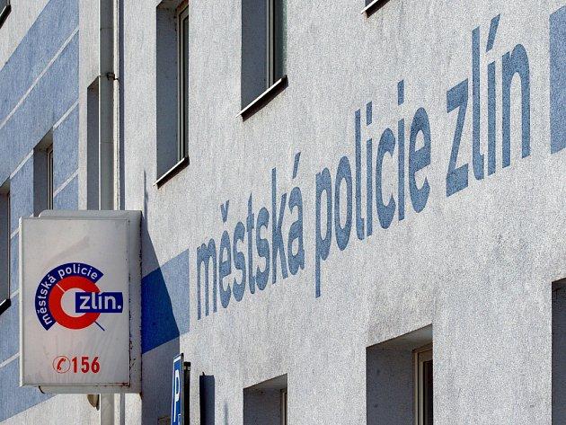 Městská policie ve Zlíně