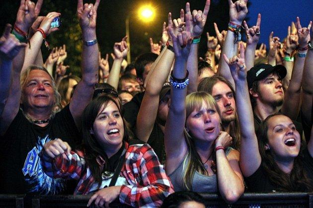 Masters of rock . Ilustrační foto