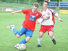 Ještě na jaře vedl Radim Bublák jako kapitán zlínské dorostence v první lize. V nové sezoně se pokusí prosadit v mužském fotbale.