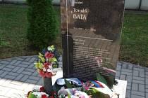 Vzpomínka na Tomáše Baťu staršího.