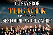 Dětský soubor Tligáček: Sestoupil anděl z nebe.