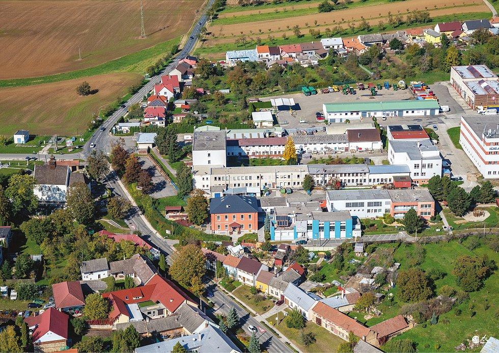 Obec Tečovice