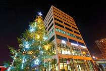 Vánoce v OD Zlín