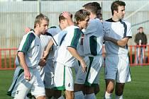 Fotbalisté Viktorie Otrokovice mají za cíl hrát v klidných vodách divizní tabulky D.