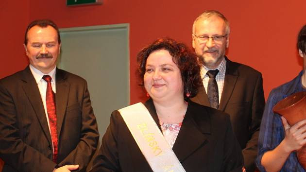 Zlatý Ámos: nejlepší učitelka Zlínského kraje je z Kunovic