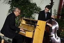 Trio Emila Viklického na Baltaci