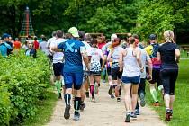 Trailový závod miomoveRun ve Slavičíně