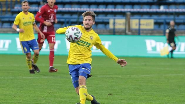 Španělský fotbalista Pedro Martínez nyní působí ve FORTUNA:LIZE, kde nosí dres zlínského Fastavu.
