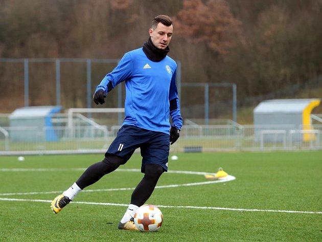 Zahájení přípravy fotbalistů FC FASTAV Zlín.