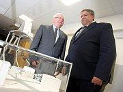 Otevření zrekonstruované SPŠ polytechnické ve Zlíně
