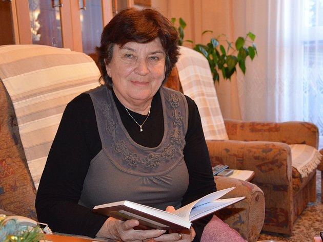 Alena Bartošíková, publicistka a spisovatelka zUherského Brodu