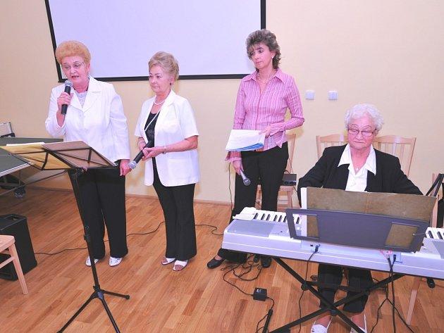 Otevření klubu seniorů v lokalitě U Majáku.