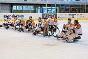 Sledge hokejisté SHK Lapp Zlín skončili na domácím turnaji čtvrtí.