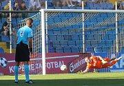 FC  FASTAV Zlín   - FC Zbrojovka Brno. Stanislav Dostál