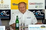 Ředitel Barum Czech Rally Zlín Miloslav Regner přiznává, že jednal s pořadateli Vizovického Trnkobraní o změně termínu.