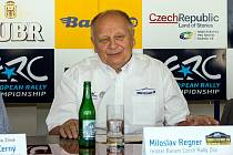 Ředitel Barum Czech Rally Zlín Miloslav Regner