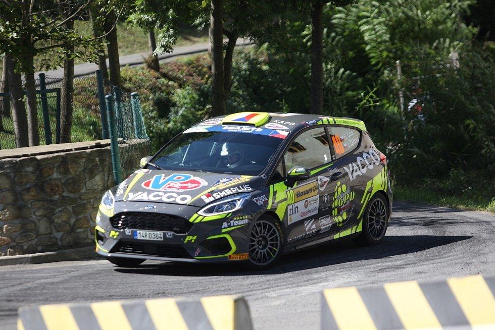 Barum Rally 2019 - RZ 11 Pindula a RZ 13 Maják