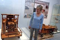 Výstava Příběh chleba v muzeu ve Zlíně.
