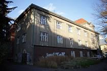 Budova bývalého okresního soudu ve Zlíně.