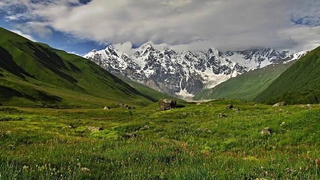 GRUZIE - Tajemné království ve stínu Kavkazu