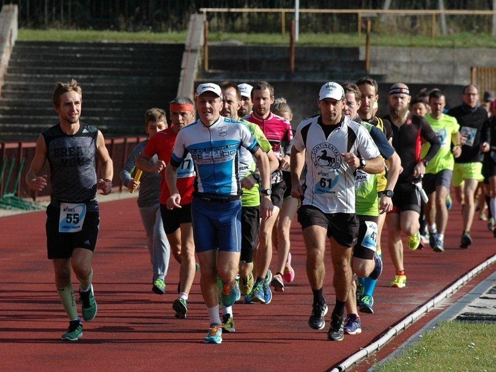 Chřibský maraton 2016