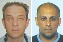 Tito dva muži, kteří se představují jako Josef Škop (vlevo) a Milan Telvak (vpravo) mají na svědomí asi více podvedených.