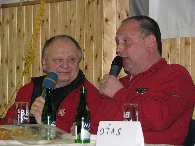 Miroslav Regner, Michal Sum.