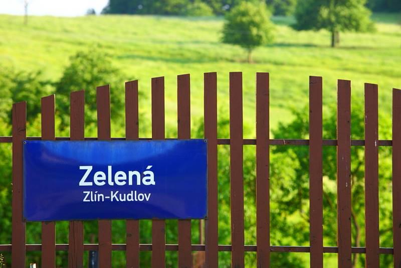 Pohledy na Zlín i přírodu.