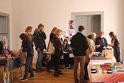 Uplynulý víkend se na zlínském zámku uskutečnil 4. ročník oblíbeného Zlín Design Marketu.
