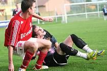 Fotbal Spytihněv. Ilustrační foto