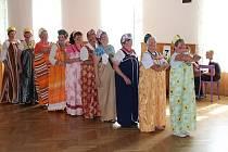 Hry seniorů Mikroregionu Jižní Haná.