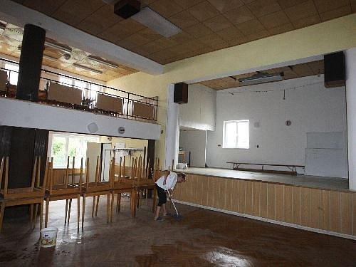 Oldřichovičtí mají opravený kulturní dům