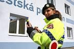 Městská policie Zlín.