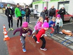 Mikulášský běh ve Zlíně 2017