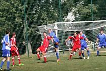 Fotbal OP Zlín: Lípa – Veselá