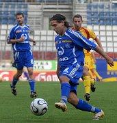 Byl členem mládežnických reprezentačních výběrů České republiky, nosil dres olomoucké Sigmy. Dnes čtyřiatřicetiletý fotbalista Martin Pulkert působí v Kvasicích.