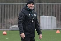 Asistent trenéra fotbalistů zlínského Fastavu Jan Somberg.