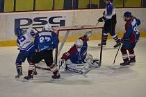 Amatérský hokej 26.kolo.