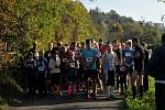 Běh na 2 míle ve Zlíně, říjen 2018