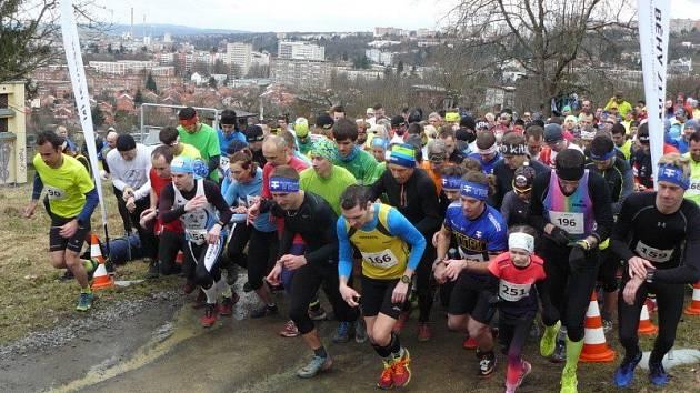 ilustrační foto z Josefského běhu ve Zlíně.