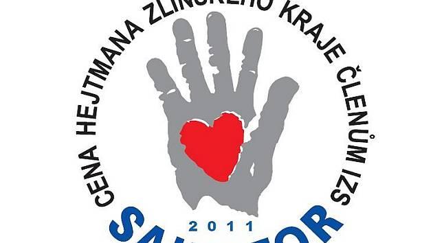 Cena hejtmana Zlínského kraje členům ISZ Salvator 2011