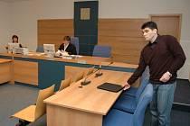 Beze svědků. Soud s otrokovickým policistou Radkem Novákem byl odročen na 15. dubna.