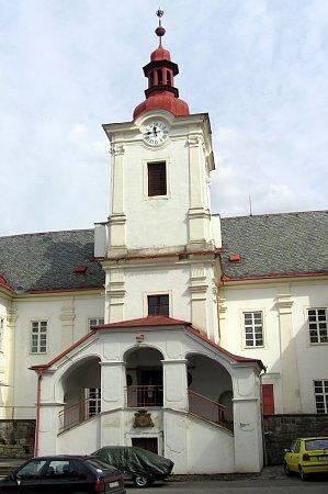 Luhačovický zámek